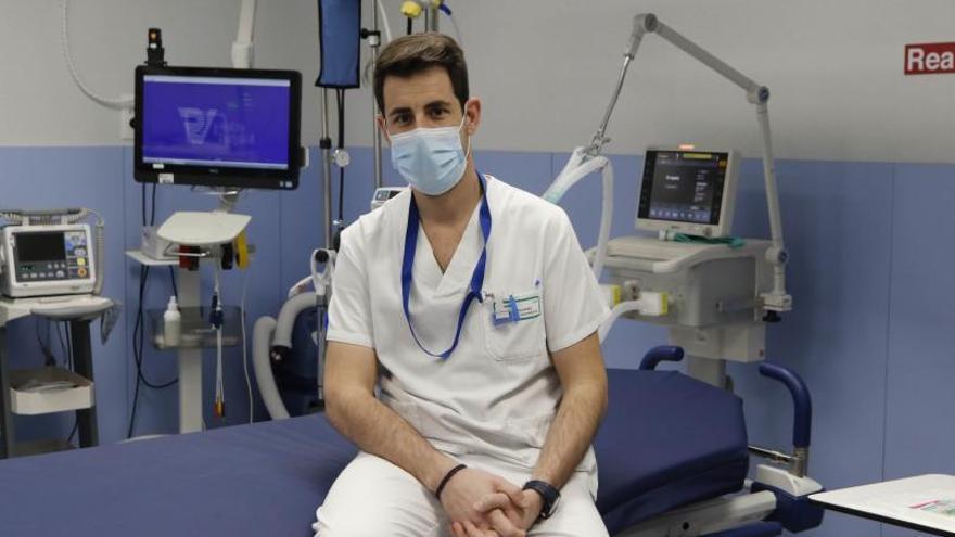 """""""Hay pacientes que llegan en estado irreversible por no haber venido antes a Urgencias"""""""