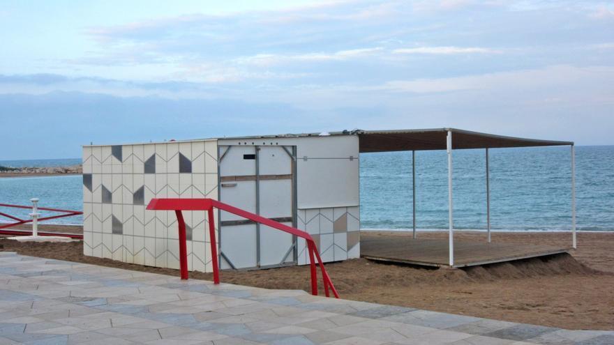 Vinaròs activará los servicios de playas para los festejos de Sant Joan i Sant Pere