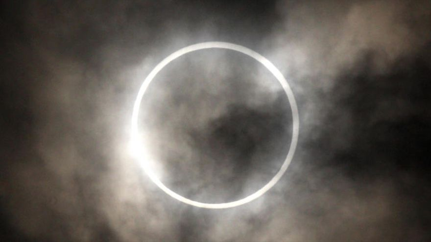 ¿Qué tipos de eclipses solares existen?