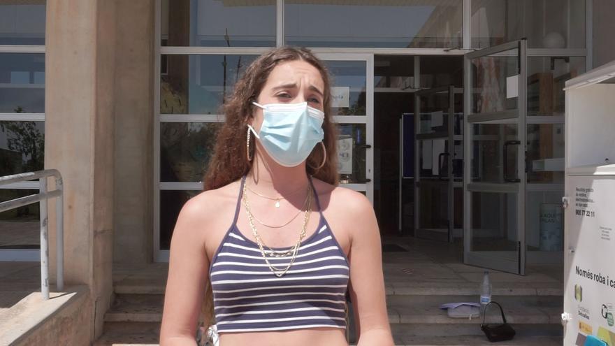 Los estudiantes reclaman mejoras de la UIB