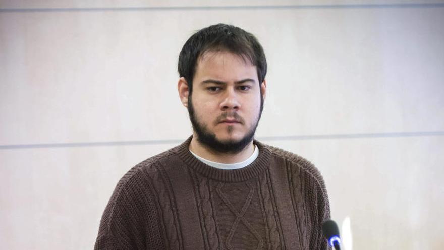 """Reportan a la Policía un 'tuit' de Pablo Hasél en el que llama """"torturador"""" a Ortega Lara"""