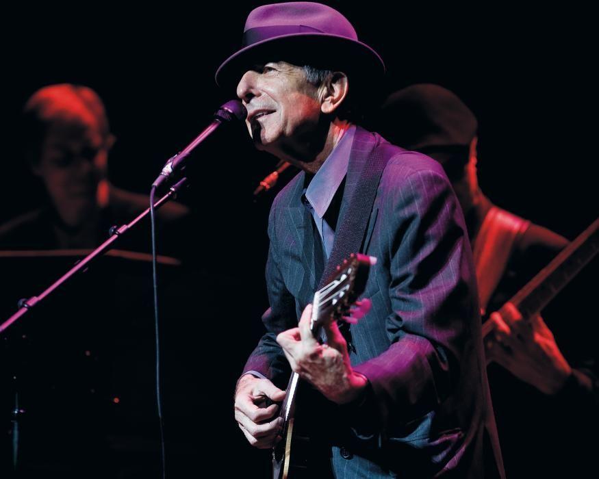 Muere Leonard Cohen a los 82 años
