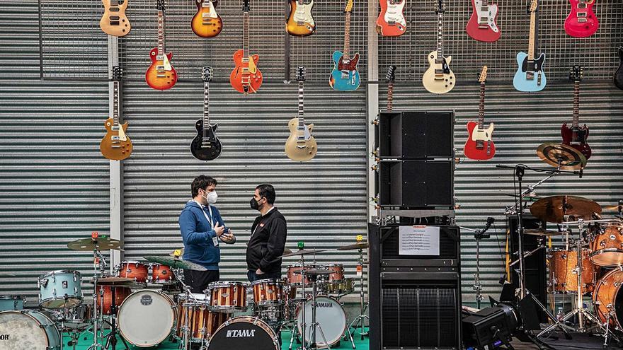Festival de Música FHLIM en Zamora: reivindicación de la cultura a golpe de guitarra y batería