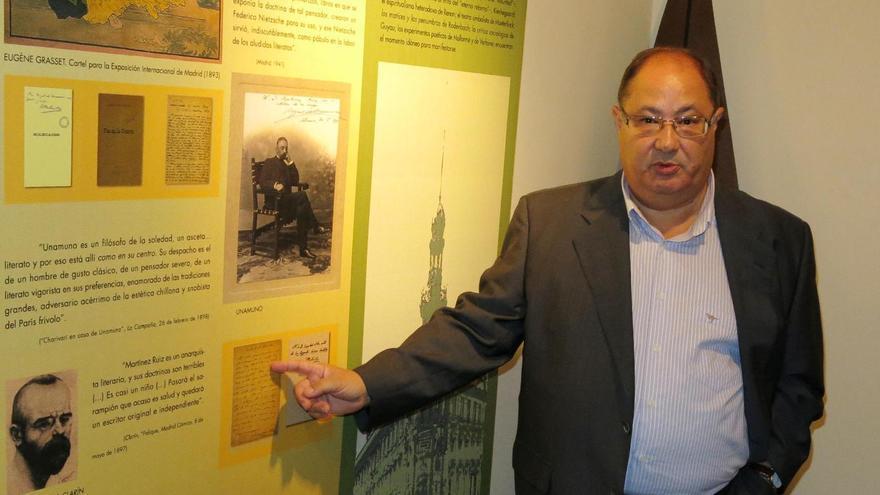 Fallece José Payá Bernabé, figura clave para la recuperación de Azorín