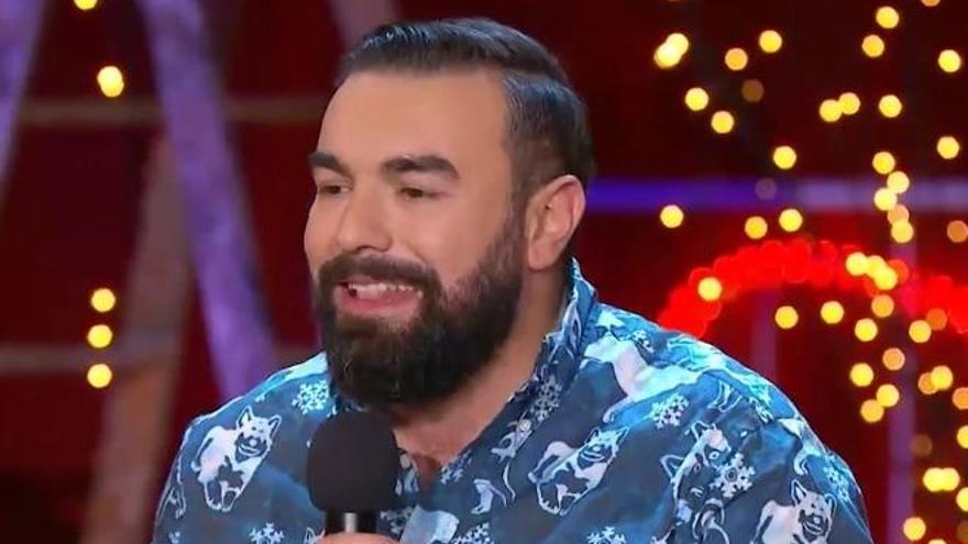 "Manu Sánchez llama ""mierda"" al humorista Rober Bodegas"