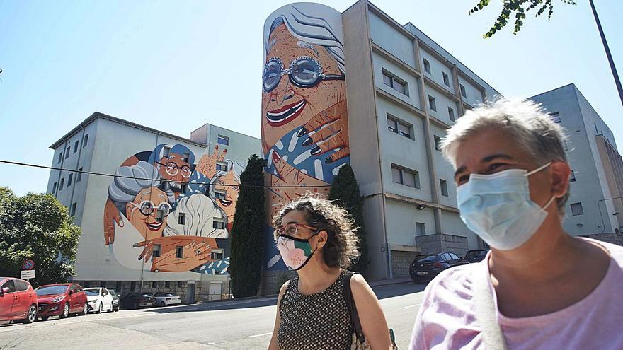 Marina Capdevila conquista la residència Puig d'en Roca