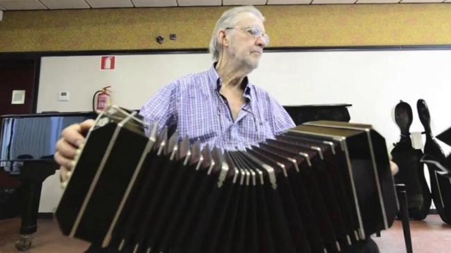 Rodolfo Mederos trae los sones del tango argentino al Teatro Pérez Galdós