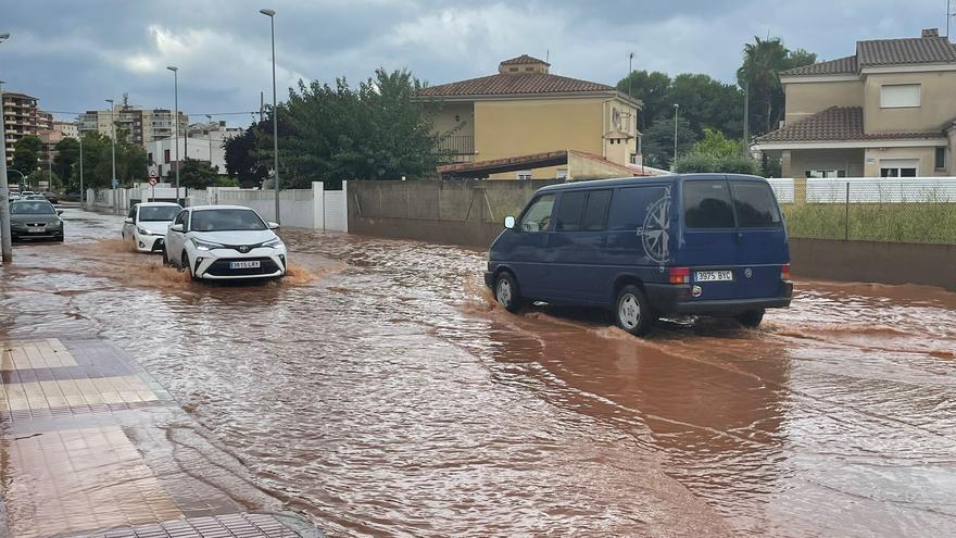 La Generalitat alerta a los ayuntamientos de Castellón ante la llegada de una gota fría
