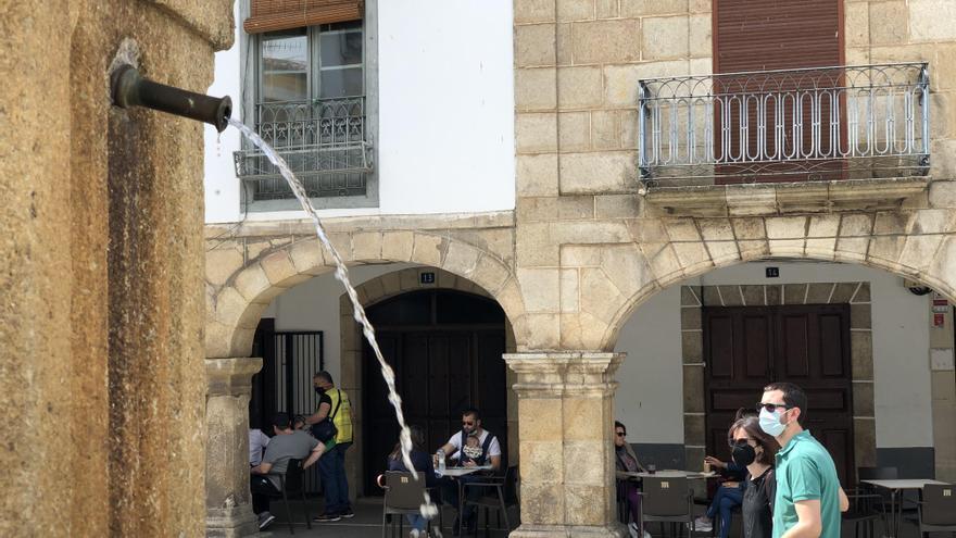 Hervás acoge el Festival de Titiriteros