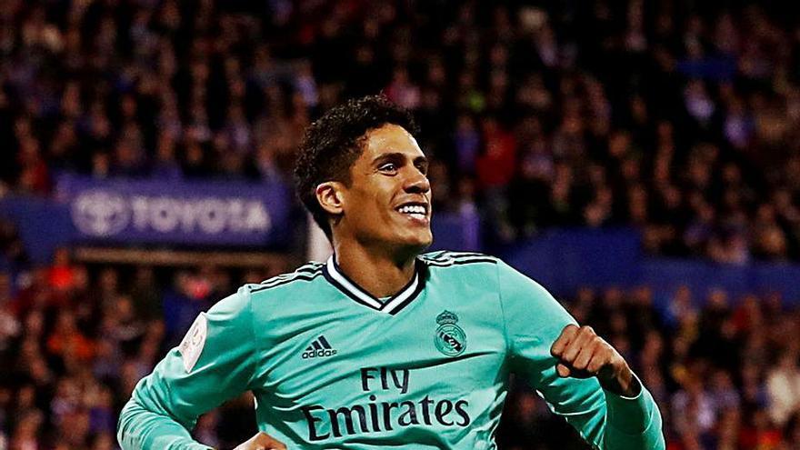 El Madrid vende a Varane al United por 50 millones