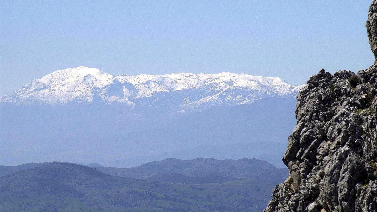 Parque Natural Sierra de las Nieves.