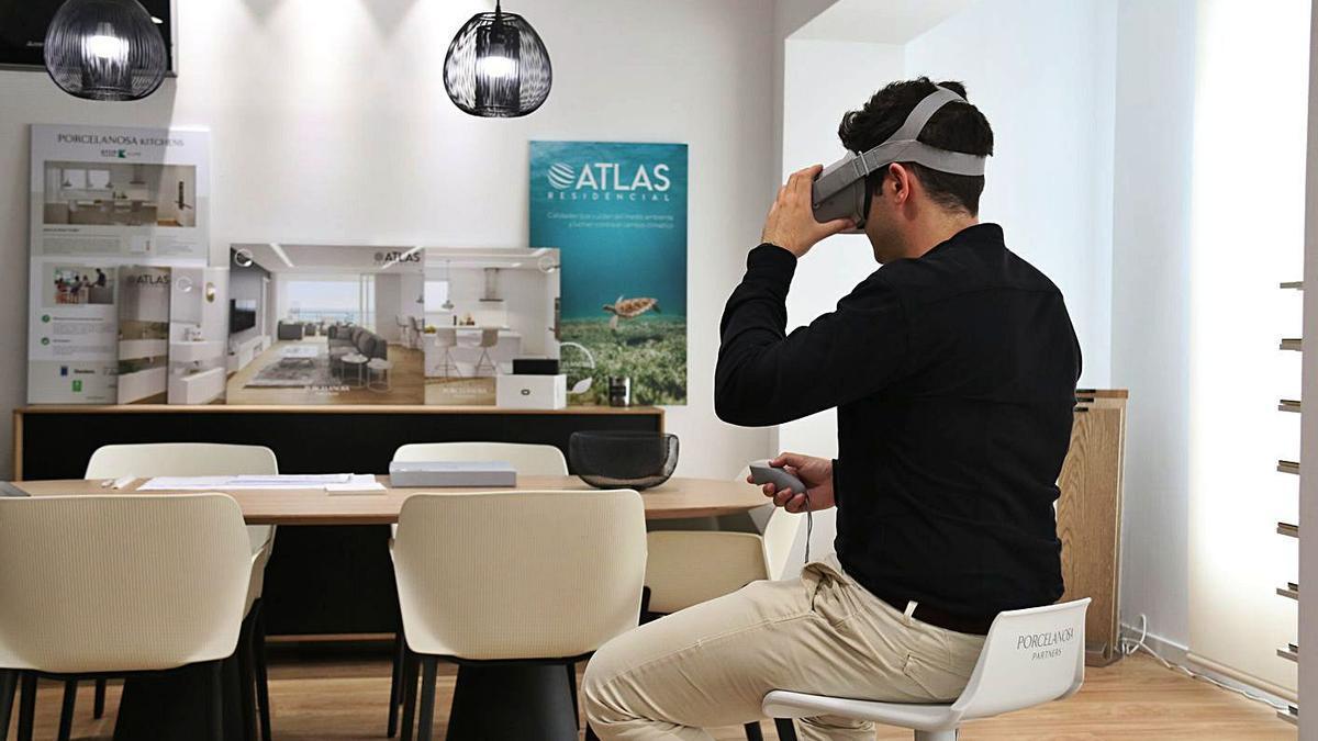 Porcelanosa Grupo incorpora las más innovadoras tecnologías de comunicación.  | LEVANTE-EMV