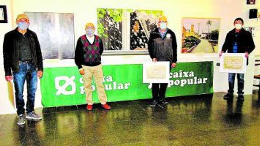 El Piló entrega los premios del XL Concurso de Pintura