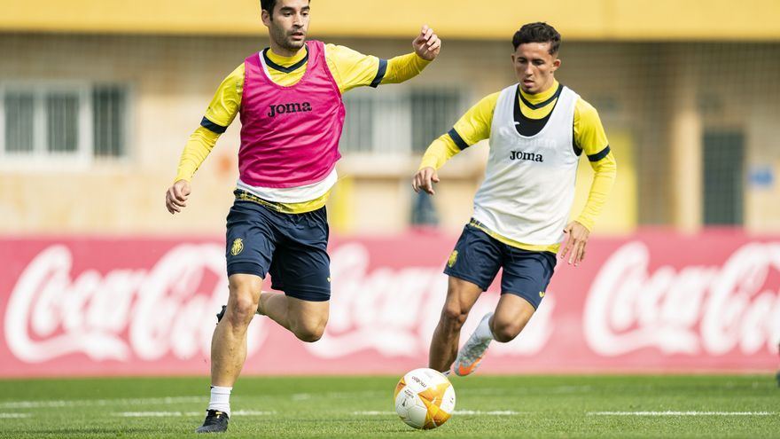"""Trigueros quiere jugar en Europa """"la primera final del Villarreal"""""""