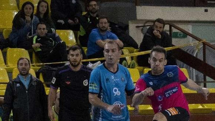 El Sala Ourense vence a los trastornos