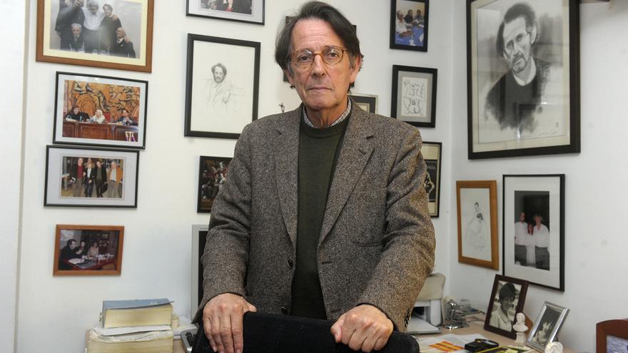 Fallece el dramaturgo y editor coruñés Francisco Pillado