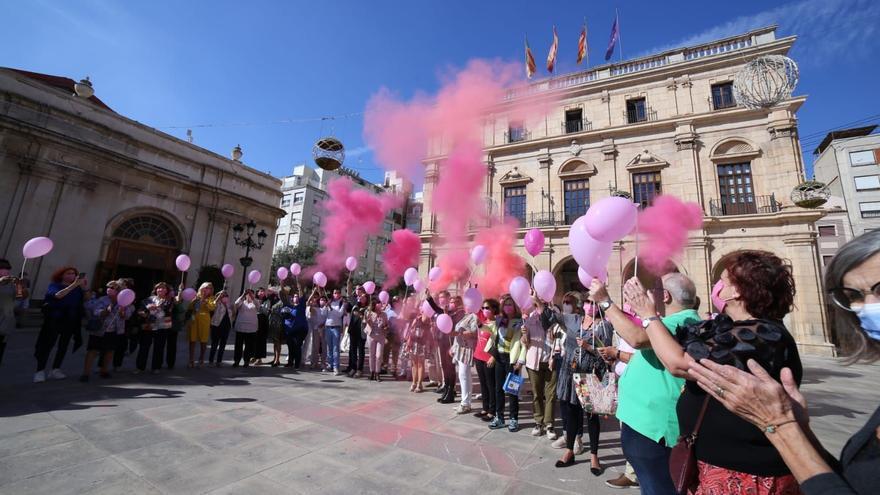 Castellón saca pecho contra el cáncer de mama
