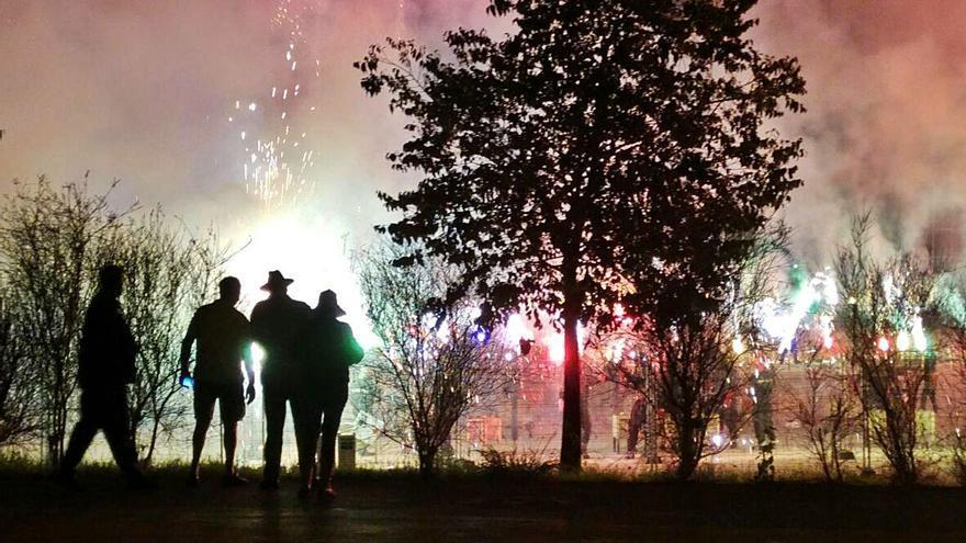 Paterna prepara también la «recordà» el sábado en su Parque Central