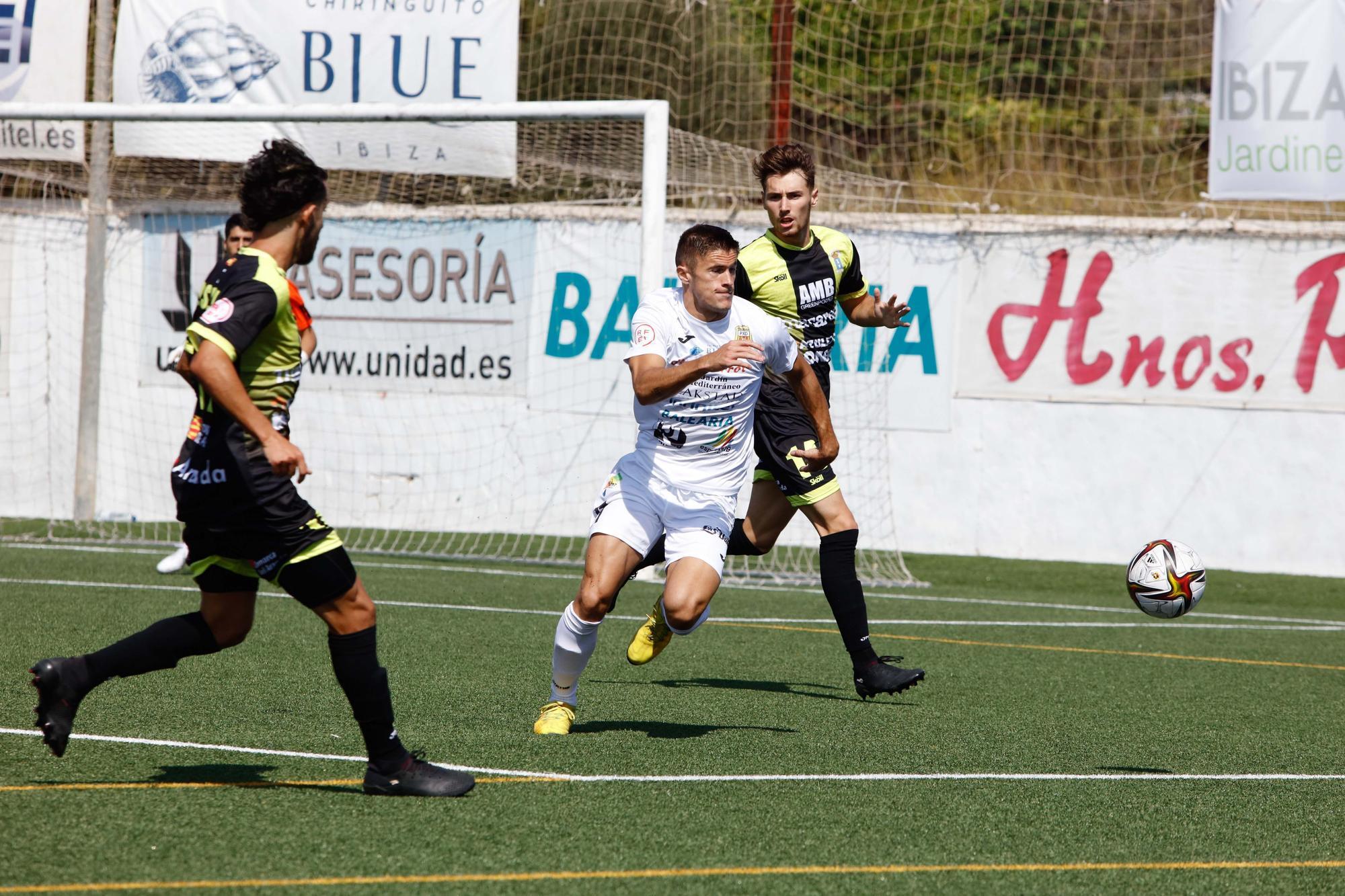 Partido Peña Deportiva-CD Brea