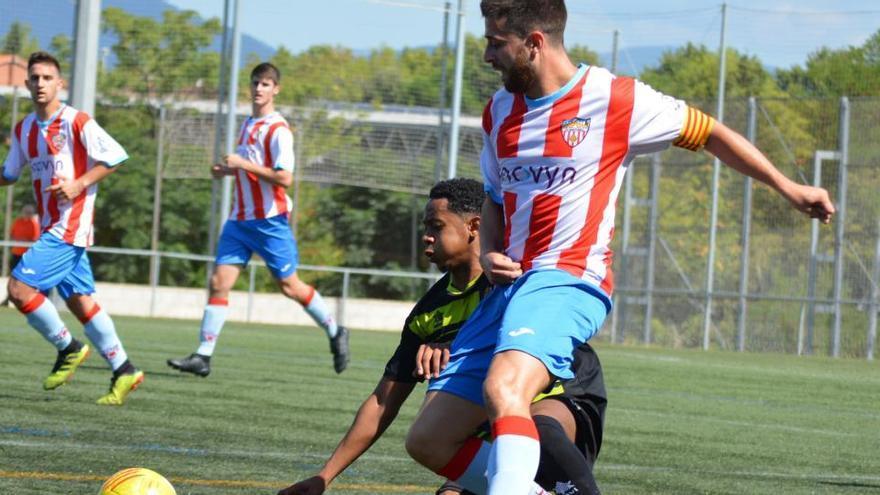Els nostres dotze equips de Primera i Segona Catalana queden enquadrats en quatre subgrups