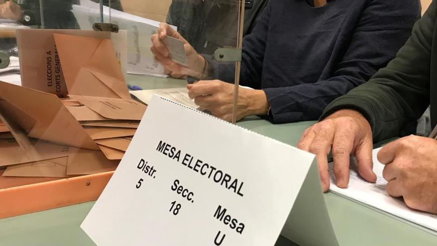 La Junta Electoral avala el voto presencial de los positivos de COVID el 14-F
