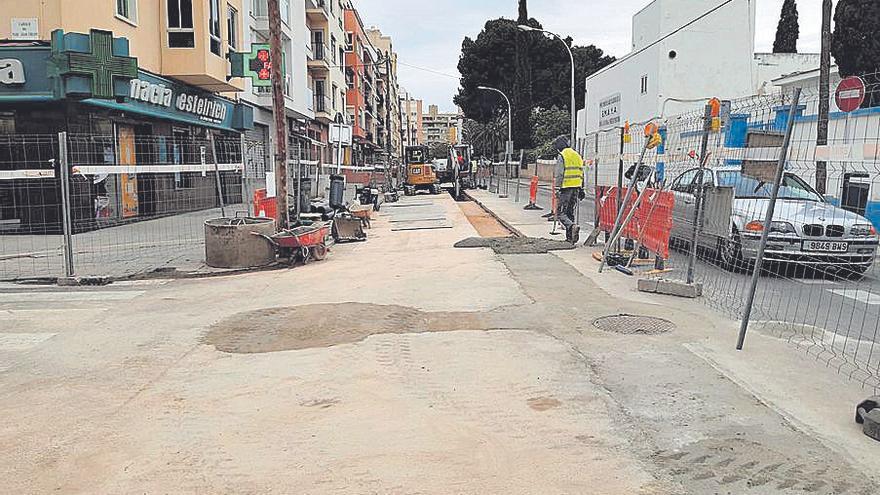 Rafal Vell: El barrio está 'patas arriba' desde el pasado mes de diciembre