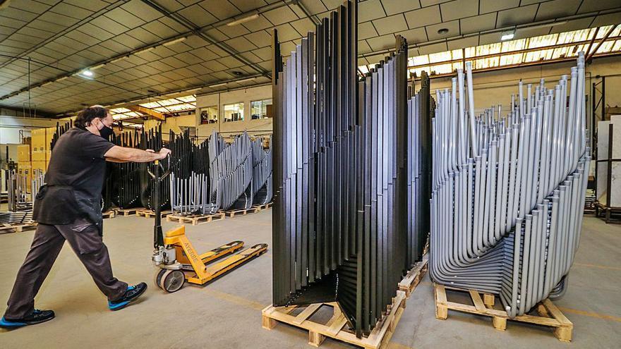 La industria reclama una reserva de materias primas para evitar encarecimientos