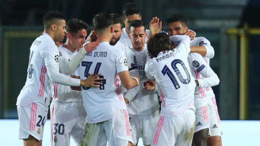 El Real Madrid encara un examen exigente ante la Real Sociedad