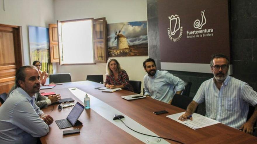 Fuerteventura pide líneas de acción para internacionalizar sus empresas