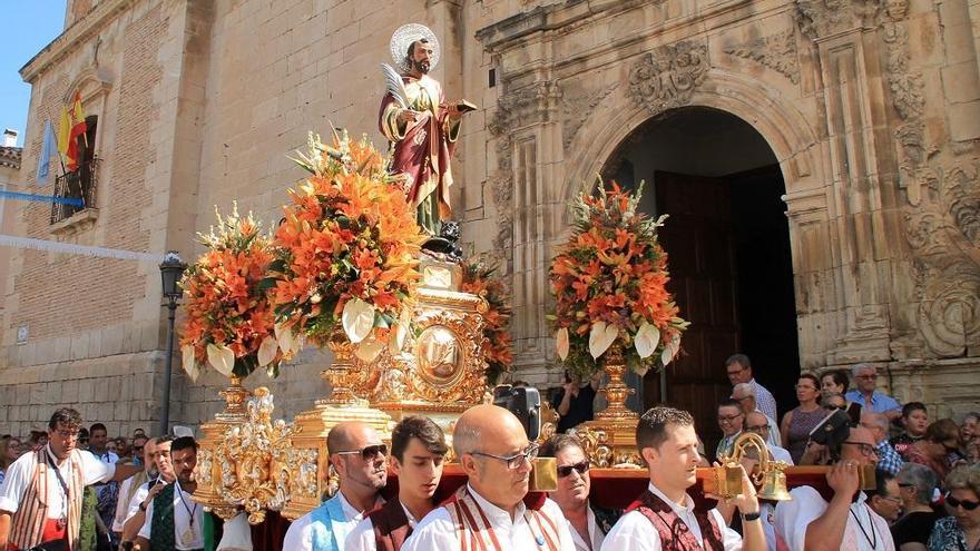 Honores eternos para San Bartolomé