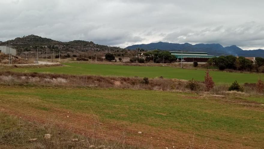 Empresaris del berguedà volen posar en marxa el polígon d'Olvan per atraure noves companyies a la comarca