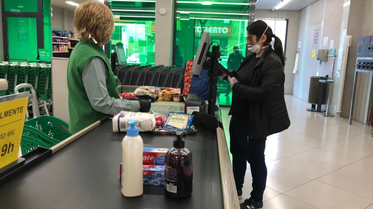 Horario de Mercadona y otros supermercados de València hoy.