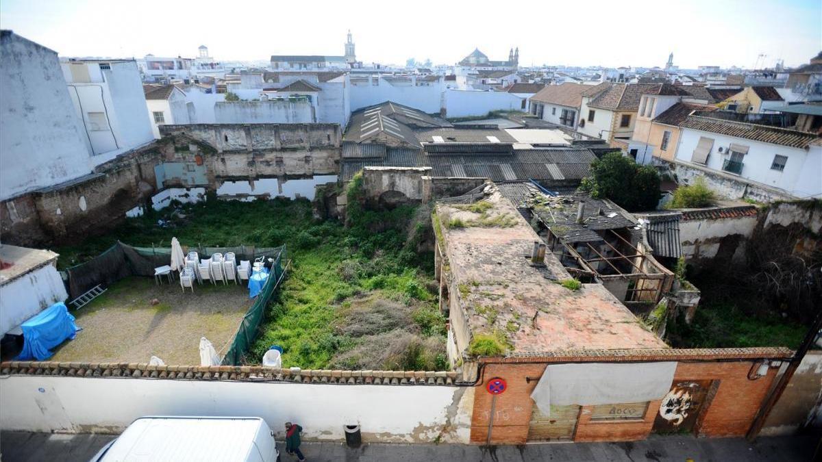 Urbanismo tramita las expropiaciones para el parking y la zona deportiva de Costanillas-Hornillo