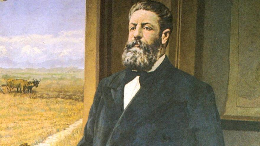Joaquín Costa, 'el león de Graus'
