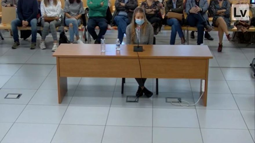 Directo juicio caso Maje | Las pruebas de audio llegan a la sala