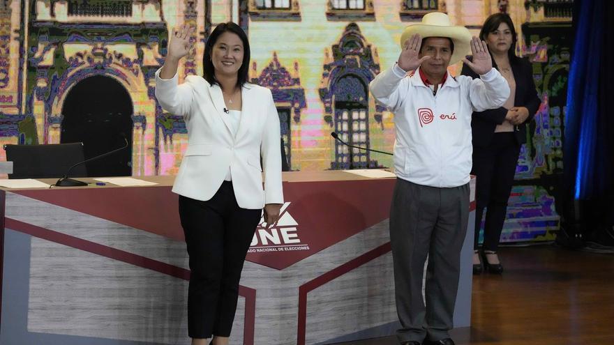 Empate técnico en las elecciones presidenciales de Perú