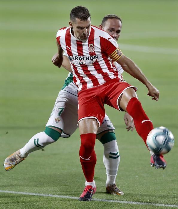 Los franjiverdes se juegan el ascenso a Primera División en 90 minutos ante el Girona.
