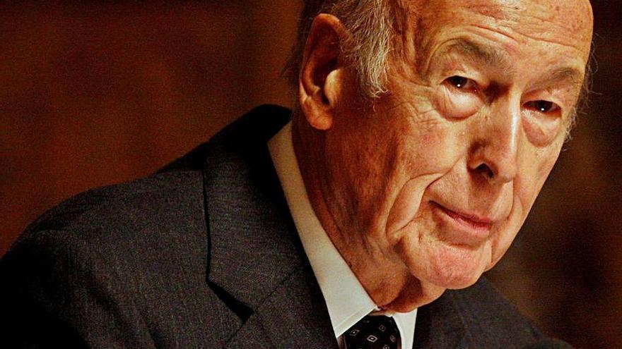 Adeu al modernitzador de França Giscard d'Estaing