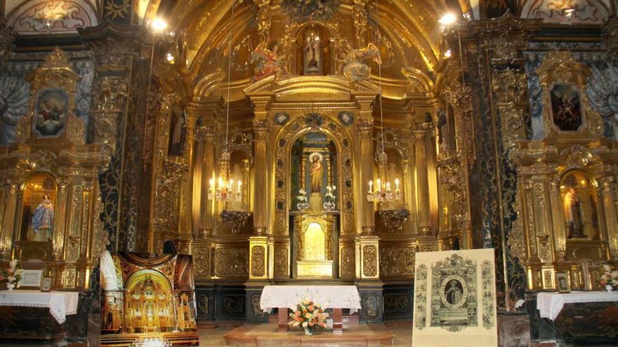 El convento de las Carmelitas ya es patrimonio de todos