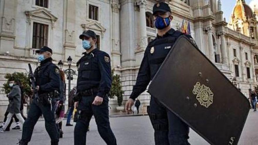 Un hombre acaba en la cárcel por negarse a ponerse la mascarilla en Castellón