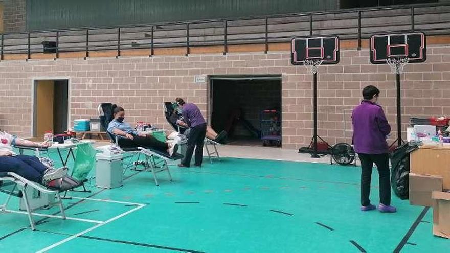 Los vecinos de Toro se vuelcan con la campaña de donación de sangre