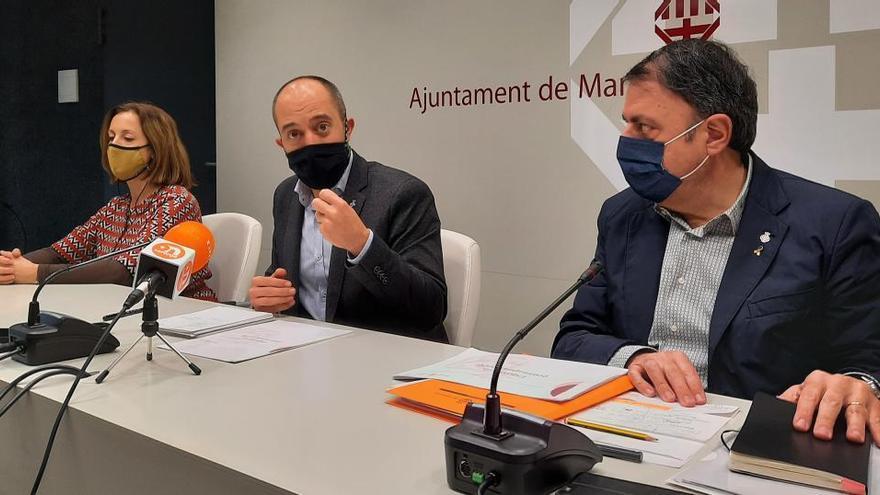 L'Ajuntament de Manresa tanca la caixa del 2020 amb superàvit