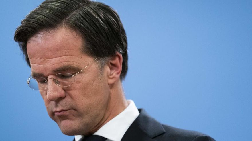 """Rutte """"perdona"""" las deudas de las familias afectadas por el escándalo de las ayudas"""