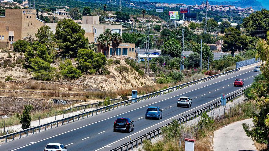 Las sanciones por exceso de velocidad alcanzan su máximo en seis años en la provincia de Alicante