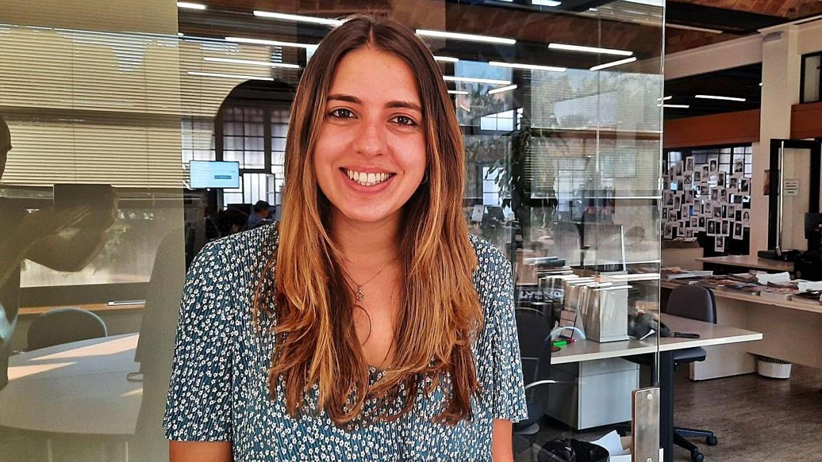 Maria Teresa Guarro, de Piera, va ser la guanyadora de l'any passat