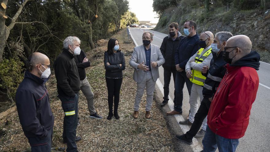 Invierten 1,8 millones para reforzar la seguridad ante incendios forestales en Castellón