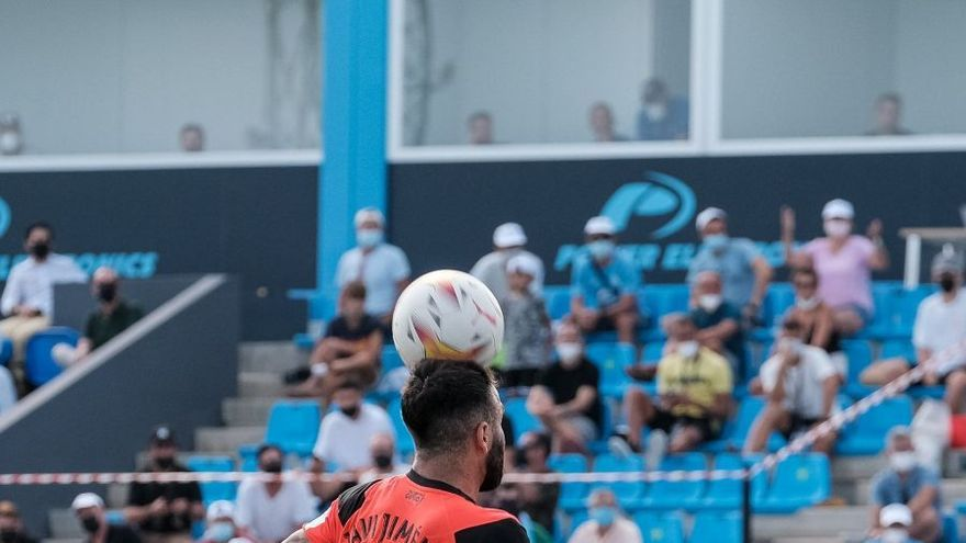 Las imágenes del UD Ibiza - Málaga CF