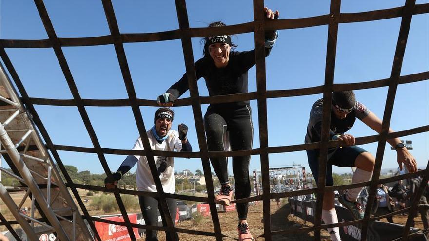 Albás destaca la proyección internacional de la Spartan Race celebrada en Córdoba
