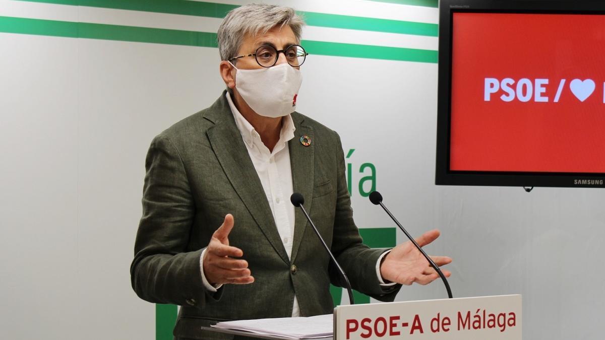 José Aurelio Aguilar, en una imagen de archivo.
