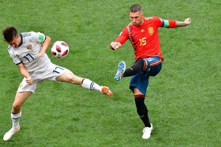 Mundial 2018: España - Rusia